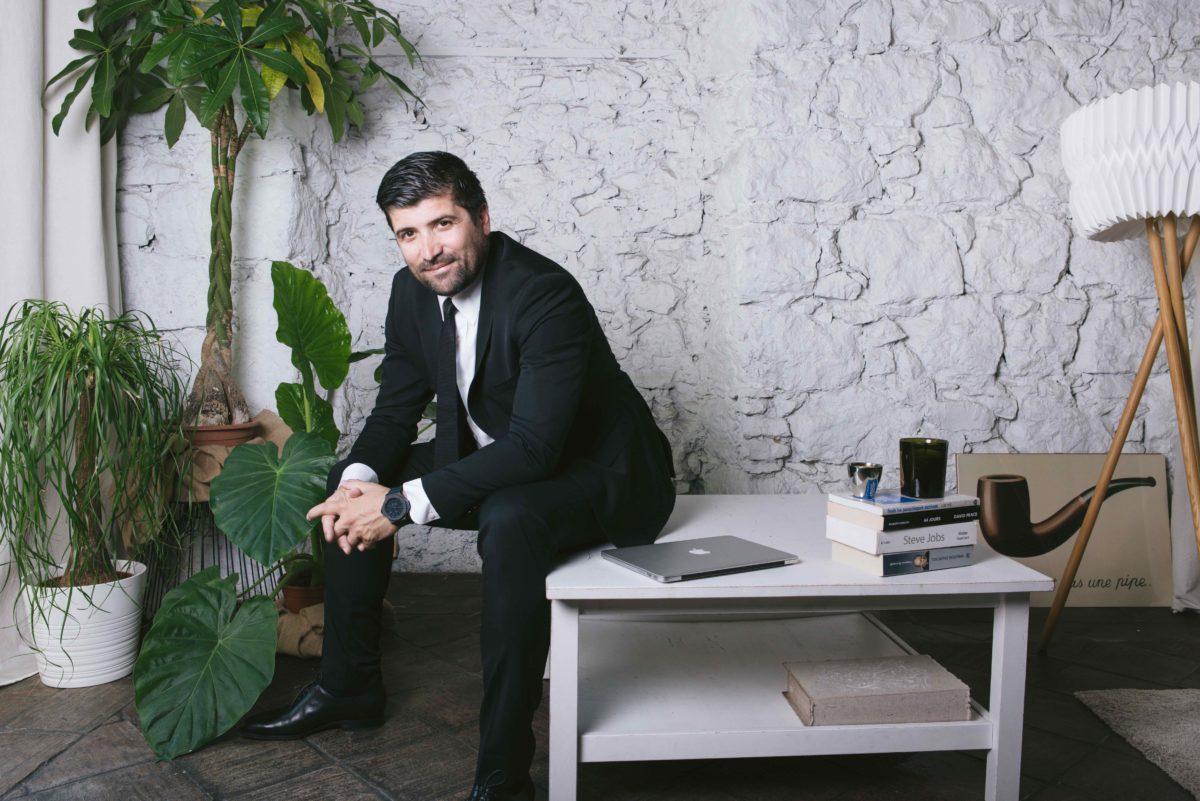 Cédric Messina nommé Vice-Président du Comex 40