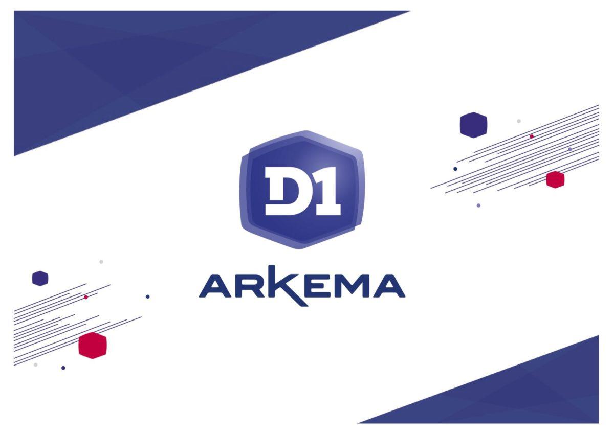 Et la D1 féminine devint la D1 Arkema !