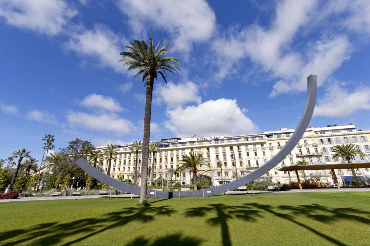 Ville de Nice, l'art de valoriser les espaces publics